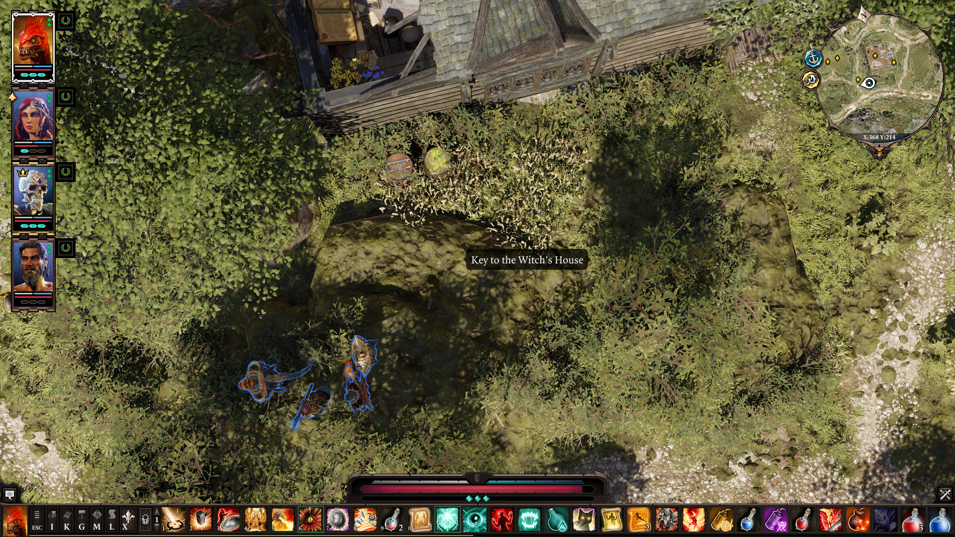 Treated Like Cattle | Divinity Original Sin 2 Wiki | The Vidya