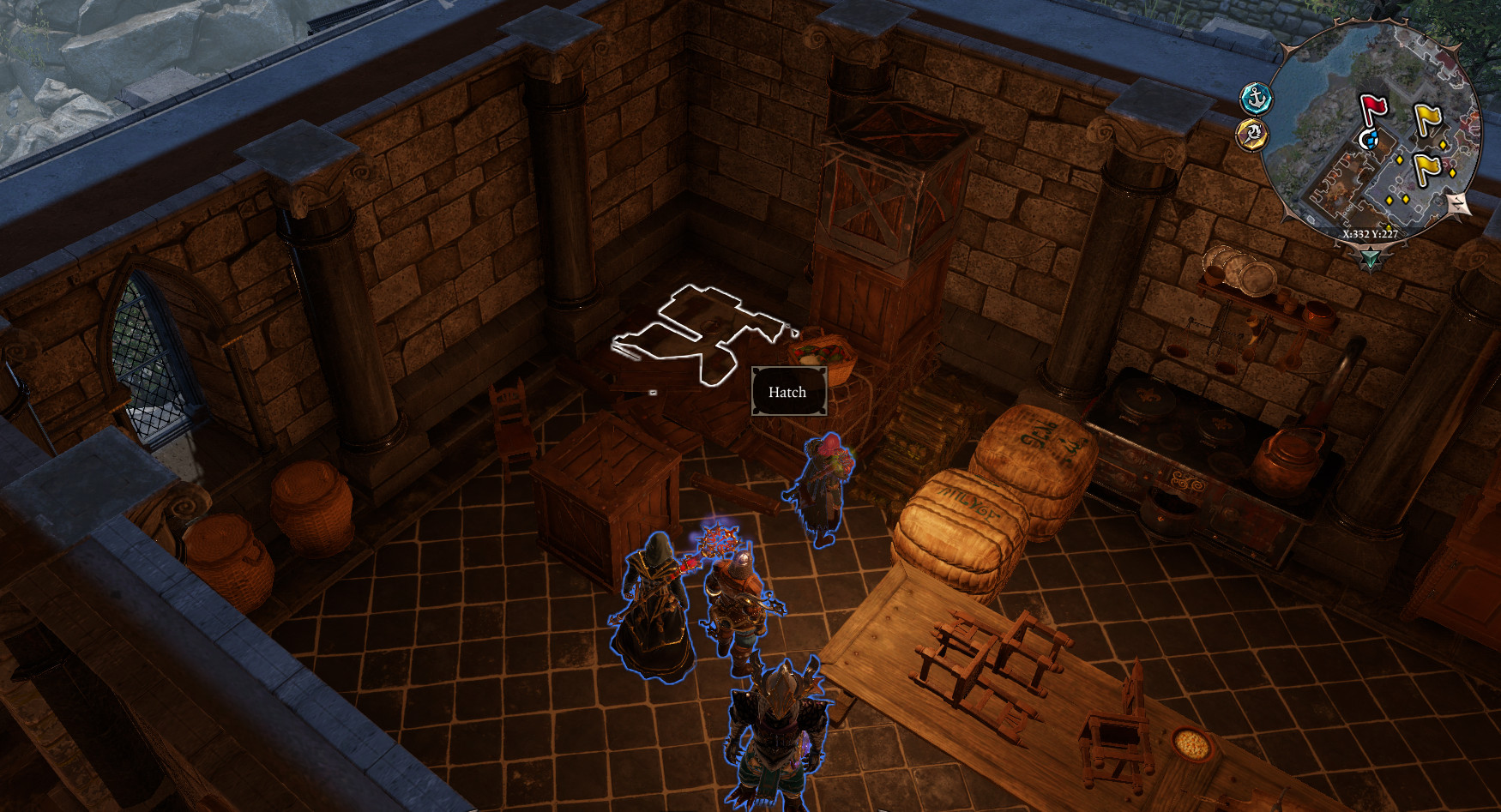 how to detect traps in divinity original sin