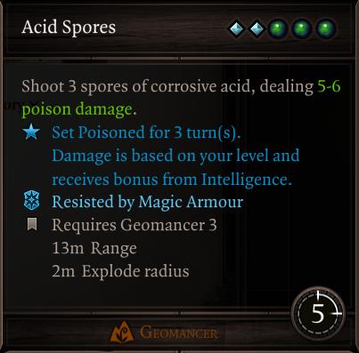 Acid spores divinity original sin 2 wiki the vidya divinity original sin 2 acid spores forumfinder Choice Image